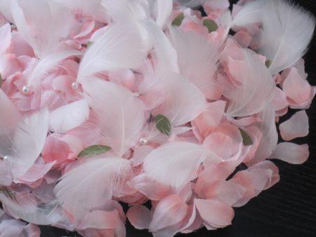 桜のフラワーシャワー