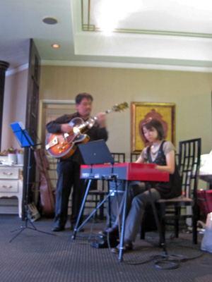 クリスマスジャズオルガン&ギター