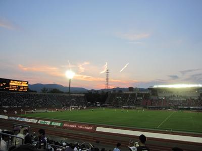 20150923西京極京都対岡山